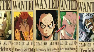 One Piece : Supernova's Bounties After Wano Prediction