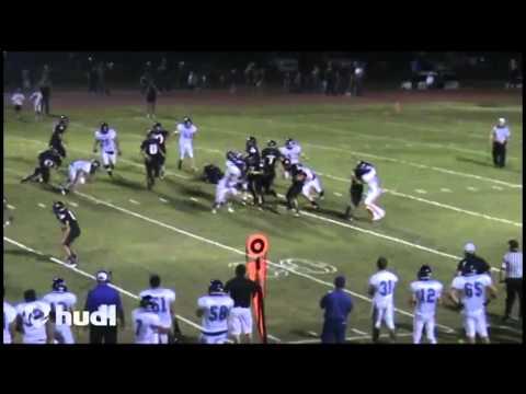Hunter Ryan - Senior Highlights Through Week 4 & Junior Highlights