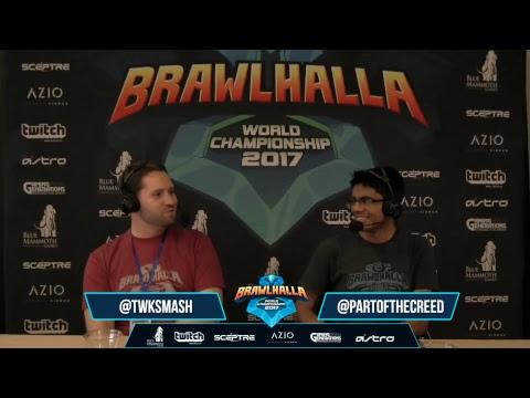 Brawlhalla World Championship 2017