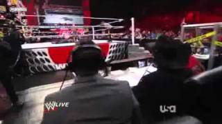 WWE RAW 04/11/11 Gauntlet Match PT2