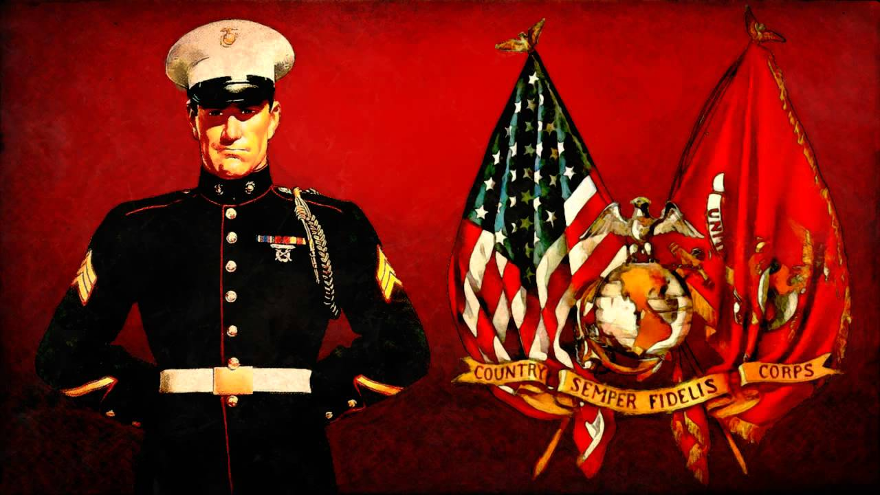 The Marine Corps Hymn, March - YouTube