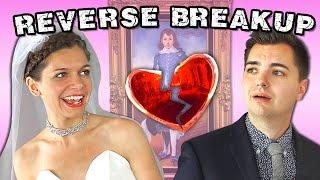 REVERSE BREAKUP!! (Last Moments of Relationships #29)