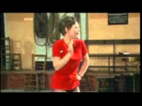 Judi Dench Rehearsing Cabaret