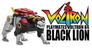 Playmates Classic Voltron 84 Black Lion