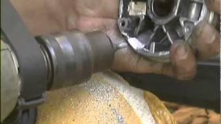 Как увеличить скорость скутера на +15+20 км/час с помощью расточки вариатора