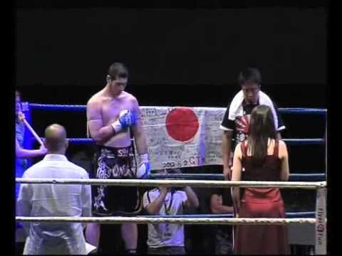 恩田 武範 VS ジャビット・バイラミ