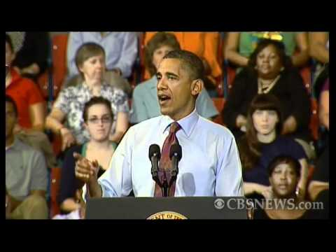 Obama speaks on jobs act in Va.