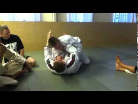 TKO Robert Kolski Judo Submission Russian Sambo Image 1