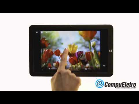 Coby Kyros 7-Inch Android 4.0 4 GB Internet Tablet 16:9 Multi-Touch