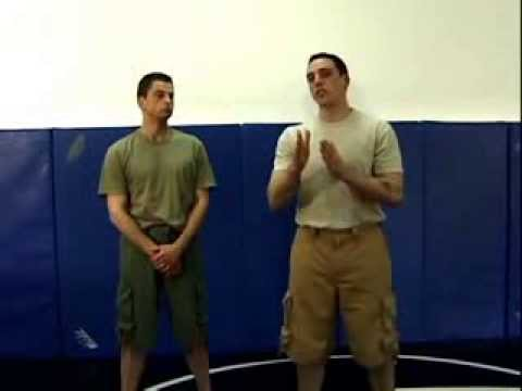 Easy Techniques For Self Defense, DVD Image 1