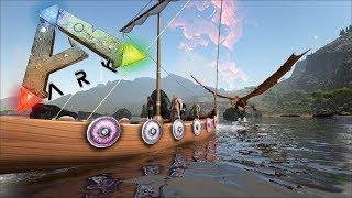ARK: #13fer Loki nos destierra y buscamos nuevas tierras (humor)