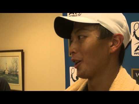 Yen-Hsun Lu Postmatch Interview 8/21/14