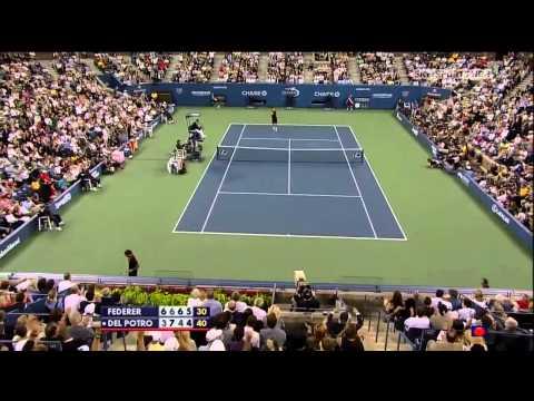 BEST TENNIS POINTS HIGHLIGHTS