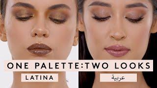 ONE PALETTE: TWO LOOKS | FENTY BEAUTY