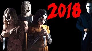 The Most Anticipated Horror Movies of 2018