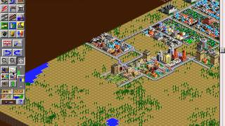 SimCity 2000 on hard difficult #02