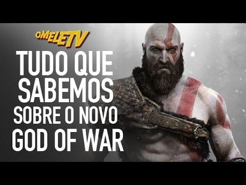 Tudo que sabemos sobre o novo God of War | OmeleTV