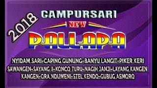 """New Pallapa Full Album Terbaru Juni 2018 """"Special Campursari Terbaik Dan Terpopuler"""