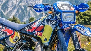 Italy Enduro Trails // Yamaha DT Offroad // Siggi Goes Ride