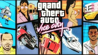 Grand Theft Auto Vice City (PC) | Intro And Outro |