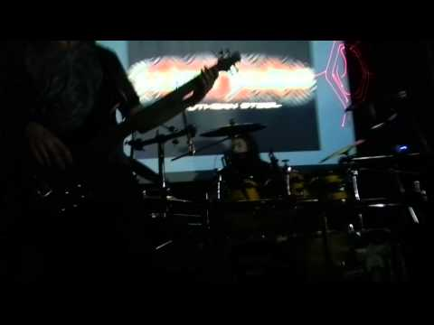 Bravery Branded - Flight of Icarus (Iron Maiden cover - Live at Twin Attack Festival)