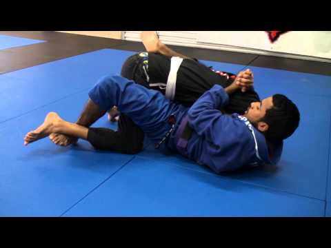 Naples Jiu Jitsu Classes - 30 Days Free!! - Closed Guard Sweep Image 1