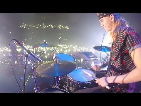 Fireflies - Owl City (Drum Cam Compilation) thumbnail