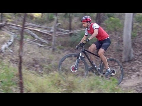 How to Mountain Bike 20 Percent Faster in 3 minutes