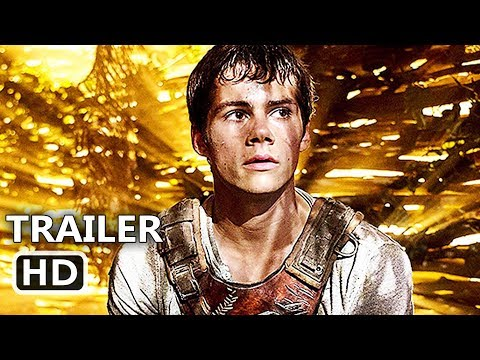 MAZE RUNNER 3 Official Recap Trailer (2018) Sci-Fi Action Movie HD