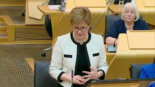 First Minister's Questions - 16 May 2019