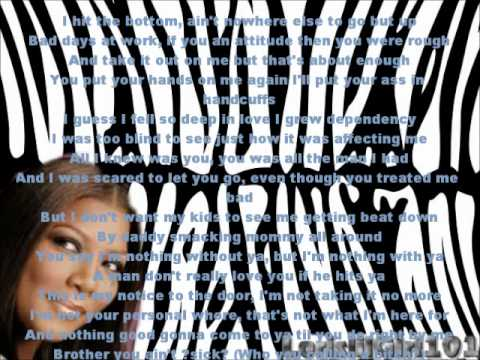 Queen Latifah- UNITY (Lyrics)