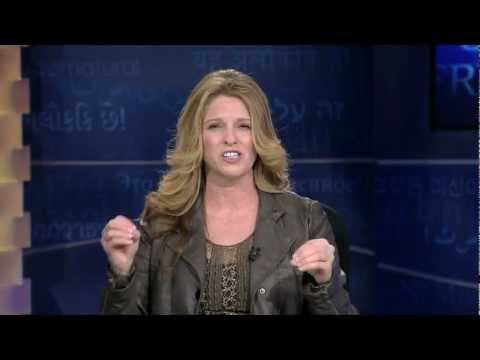 Katie Souza on It's Supernatural with Sid Roth - Stay Unoffendable