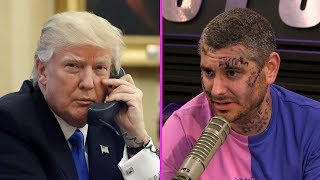 President Trump Calls Into the H3 Podcast