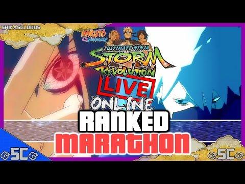 ●sc Ranked Marathon! Ep.2 (live Online #87)   Naruto Revolution● video