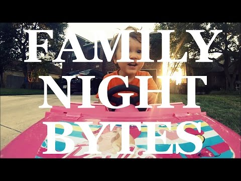 Family Night Bytes - The Magic Time Machine