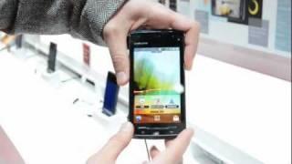 Взгляд на очень тонкий смартфон Fujitsu Arrows от Droider.ru