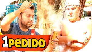UM PEDIDO - PIADA DE GÊNIO - PARAFUSO SOLTO