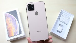 Unboxing iPhone 11 Clone! (Review)