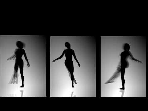 Ilusión Optica bailarina y hemisferios cerebrales - Spinning Silhouette