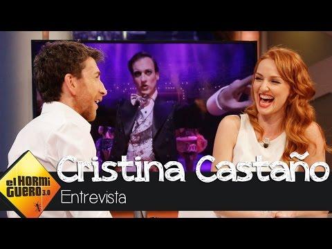 """Cristina Castaño: """"Siempre he sido la rara de clase por ser pelirroja"""" - El Hormiguero 3.0"""