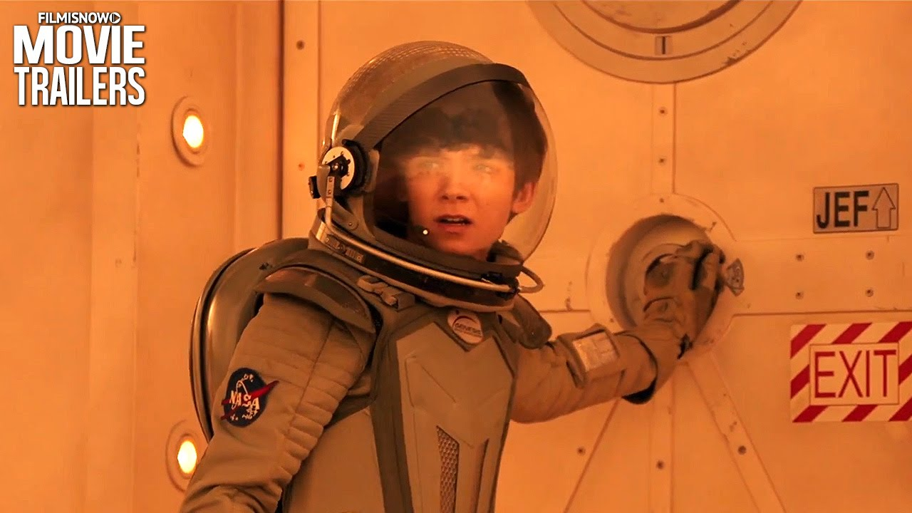 Asa Butterfield is the First Human Born on Mars in THE SPACE BETWEEN US
