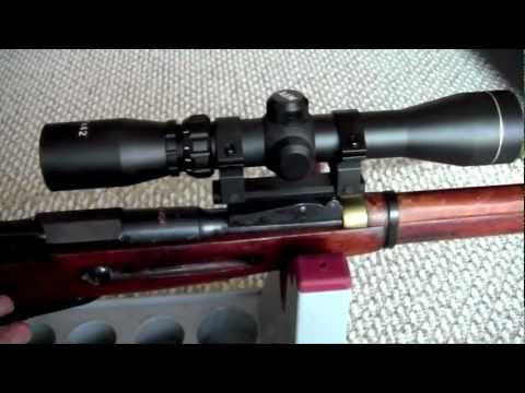 New Scout Scope for the Mosin Nagant