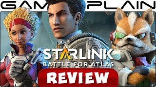 Starlink: Battle for Atlas + Star Fox - REVIEW (Nintendo Switch)