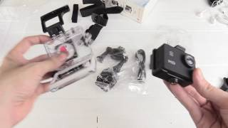 A7 camera Unboxing - $15 Action Camera