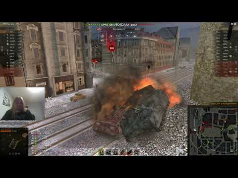 WorldOfTanks - IS-3, The street fighter (9 kills, 4.6k dmg)