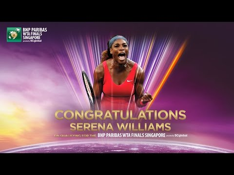 Serena Williams Qualifies For 2014 WTA Finals