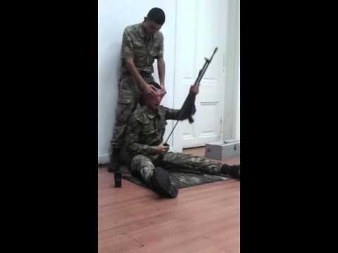 G3 Piyade Tüfegi Gözü Kapalı Sök-Tak 48 Sn...NATO