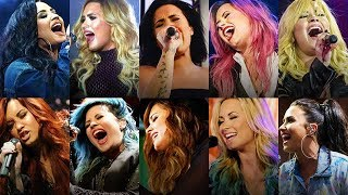 Does Demi Lovato's Hair Color CONTROL Her Vocals?! (THEORY)