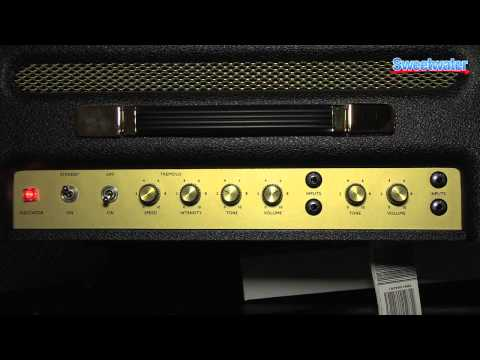 Marshall Hand Wired Amplifiers Overview - Sweetwater at Winter NAMM 2014