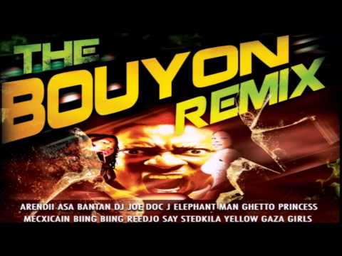 Bouyon Remix mix (GWADA BOUYON)  2014 mix by djeasy